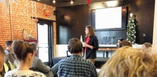 Susan Moring 1 Million Cups