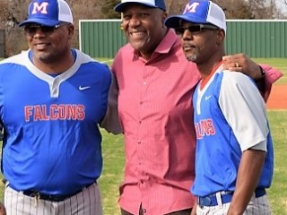 Joe Carter and current coaches