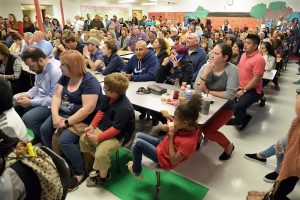 Parents at Edgemere Forum