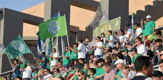 Furia Verde and other fans