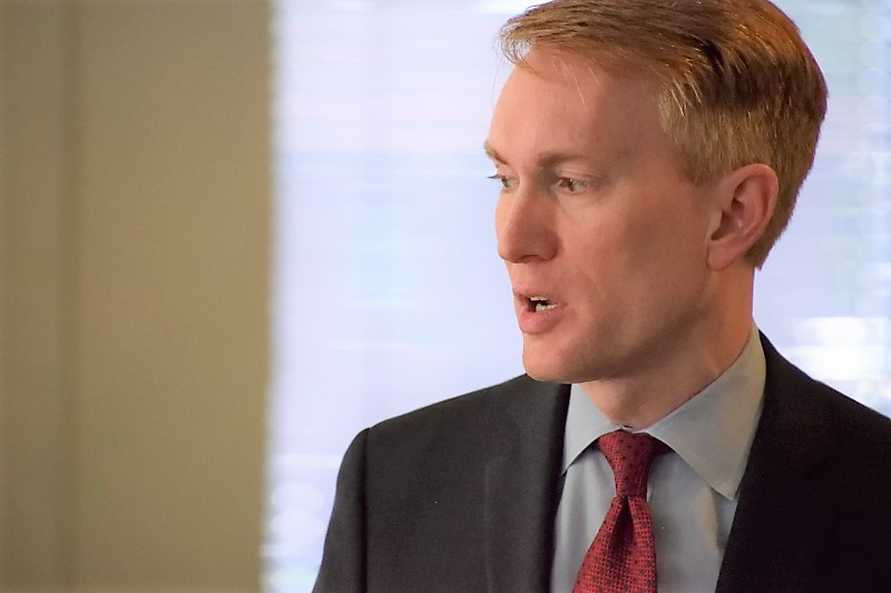 Senator James Lankford