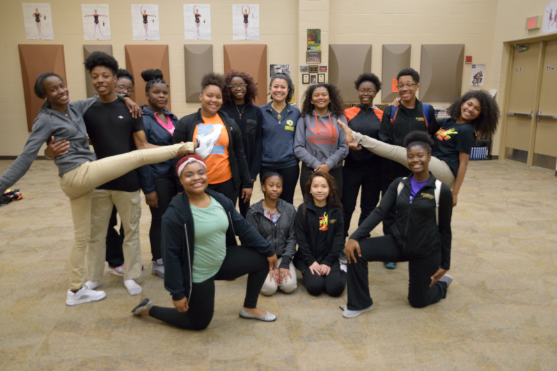 Fusion Dance Troupe - Douglass Mid-High