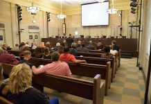 Public hearing for new tax