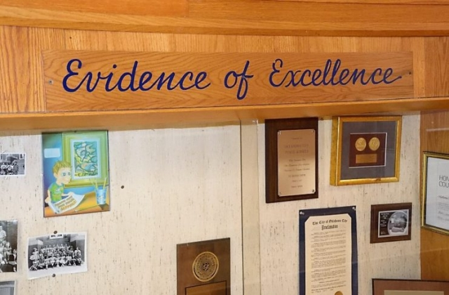 Evidence of Excellence case