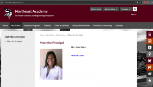 From OKCPS website - Sue Starr