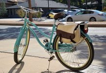 Kelsey Pierce's bicycle