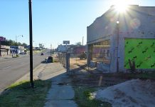 Sunrise on NE 23rd Street Clinic Project