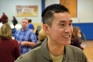 Air Force 2nd Lt. Eric Pham