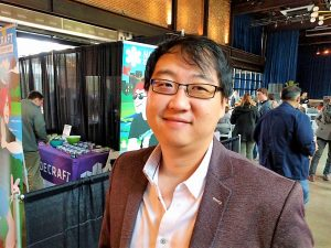 Tommy Yi, StarSpace 46 founder