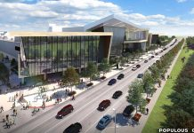 Convention Ctr architects view bid
