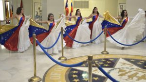 Capitol Hispanic Day 2018 Dancers