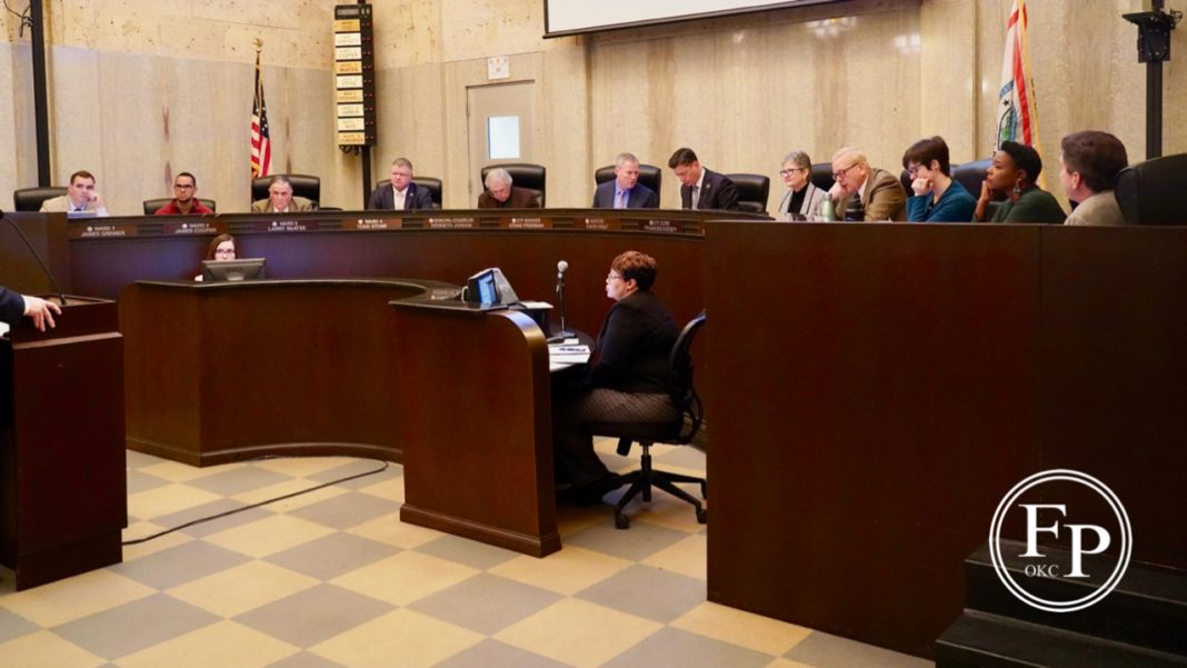 Oklahoma City Council