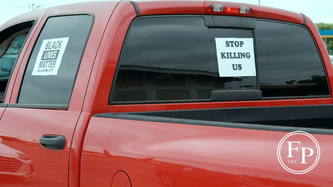 Stop Killing Us Rally