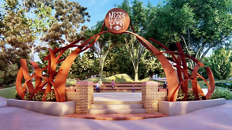 OKC Park Commission approves privately-funded sculpture for Mesta Park